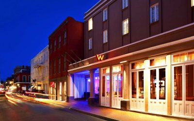 W New Orleans French Quarter – A New Orleans Oasis