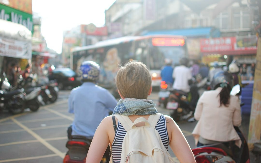 How I Travel The World Safely As A Solo Woman