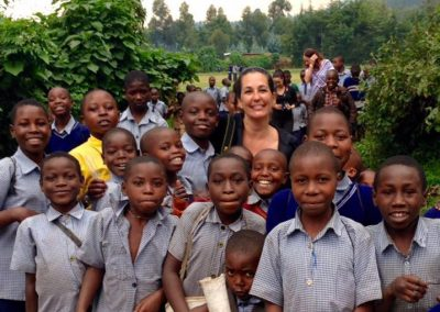 Kids in Africa and Me