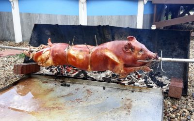 Gastronome Wednesday ~ My Favorite Childhood Memory — Lechon!