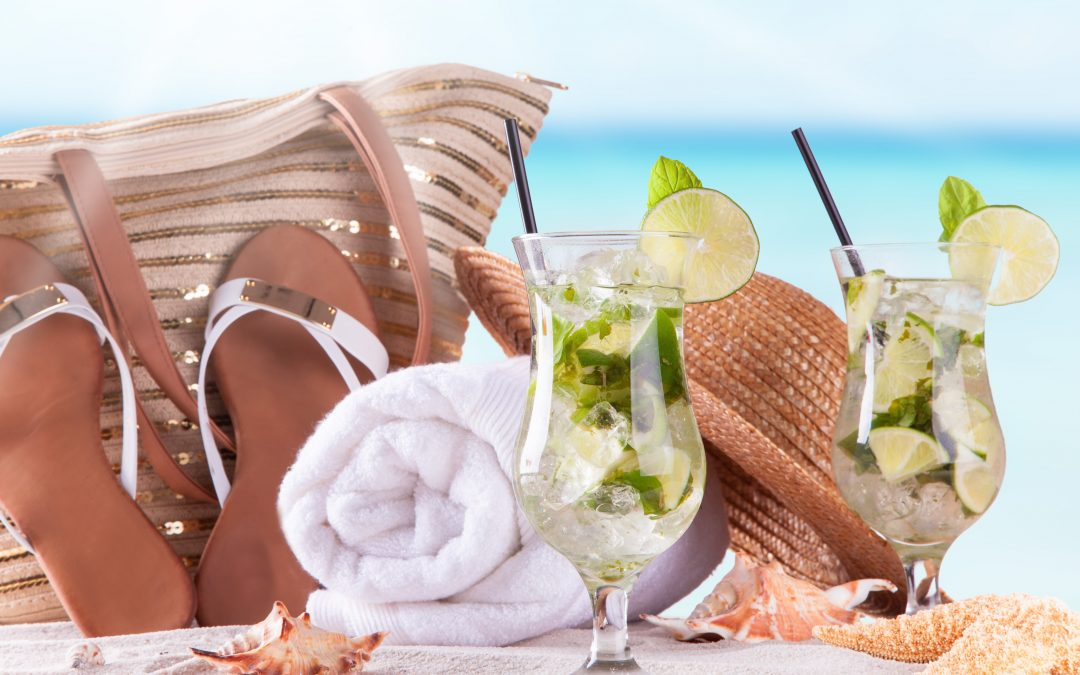6 Awesome Tropical Drinks