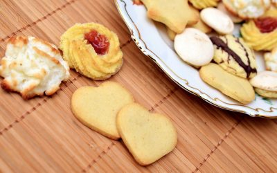 Gastronome Wednesday ~ Cookies, Cookies, Cookies!