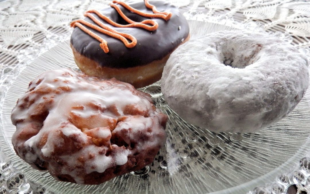 Gastronome Wednesday ~ Doughnuts – Sweet Treats From Around the World