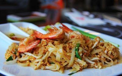 Gastronome Wednesday ~ Pad Thai