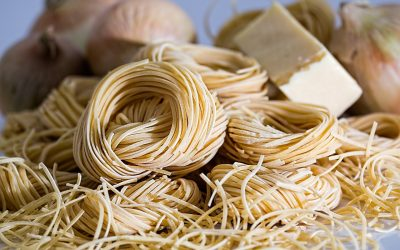 Gastronome Wednesday ~ Not Your Every Day Pasta