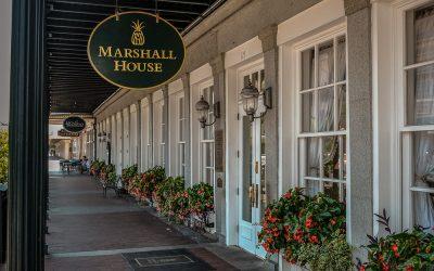 The Marshall House – Old World Charm, New World Luxury
