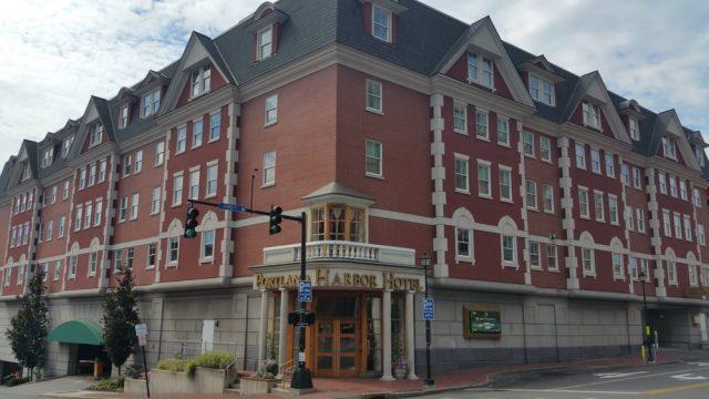 Portland Harbor Hotel – A City Retreat