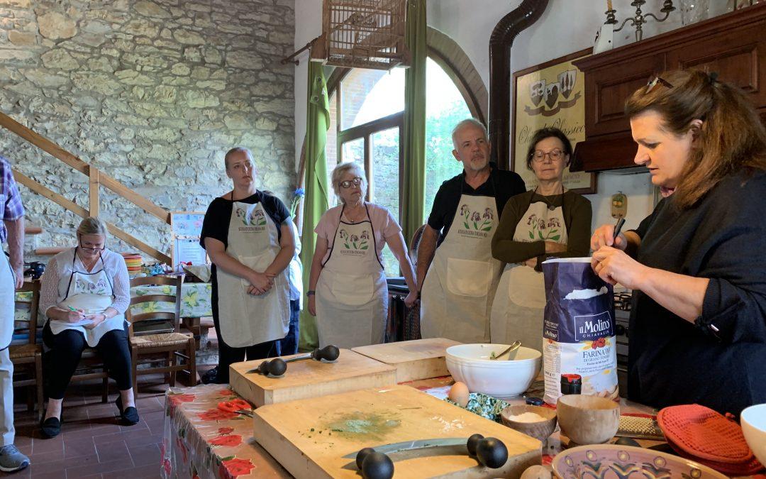 Toscana Mia Italian & Tuscan Cooking School